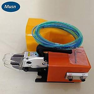 Davitu FEDEX DHL AM-10 Electrical Pneumatic terminal Crimping Tools machine for Insulated non-insulated Tubular terminals
