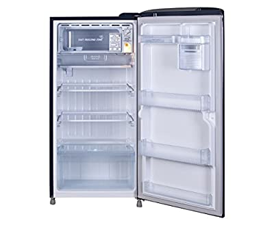LG GL-B201AMLN Direct-cool Single-door Refrigerator (190 Ltrs, 5 Star Rating, Marine Lily)