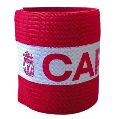 Liverpool Fc Club Liverpool Fc Captains Arm Band Red Football
