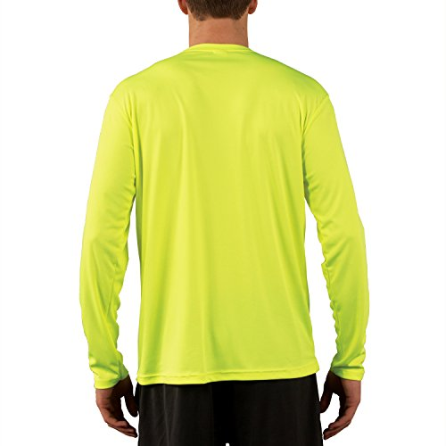 Vapor Apparel Men 39 S Upf Long Sleeve Solar Performance T