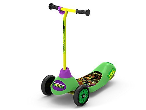 Pulse Performance Products Teenage Mutant Ninja Turtles Safe Start 3-Wheel Electric Scooter by Pulse Safe Start (Pulse Ninja Turtle Scooter compare prices)