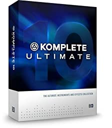 Native Instruments Komplete 10 Ultimate Upgrade from Version 2 to 9