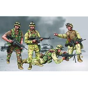 U.S. Marine Corps Iraq 2003 by Trumpeter