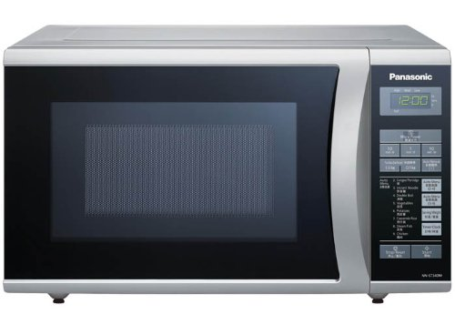 Panasonic Nn-St341M 23-Liter Microwave Oven, 220-Volt