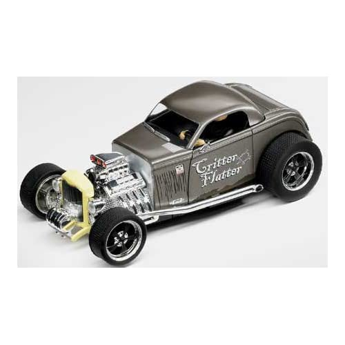 1/32 Carrera Analog Slot Cars   32 Ford Hot Rod   .Still High Performance (27268)