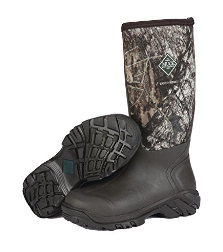 MuckBoots Men's Woody Sport Hunting Boot