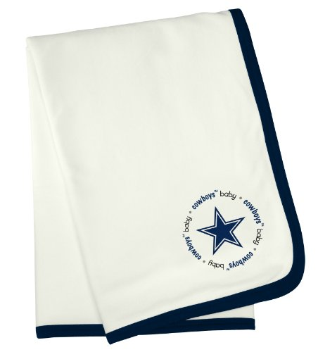 Nfl Dallas Cowboys Baby Fanatic Receiving Blanket front-1024927