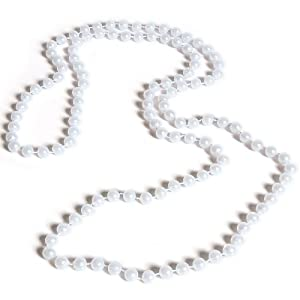 Rhode Island Novelty Pearl Necklaces (12-Pack)