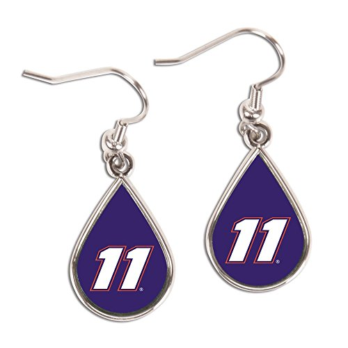 Denny Hamlin #11 Official NASCAR All Pro Earring denny hamlin nascar driver signed autographed full size helmet a coa and the proof photos of the denny signing the helmet will be included