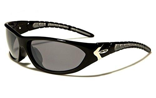 X-Loop 'Solo' Gafas de Sol de Deporte - Snowboarding - Esqui - Ciclismo - UV400 (UVA y UVB)
