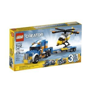 LEGO Creator Transport Truck 5765 (Lego Trucks With Trailer compare prices)