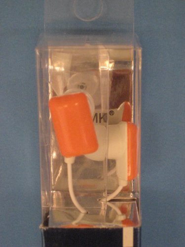 Strawberries Earphone Orange Mp3 Or Mp4