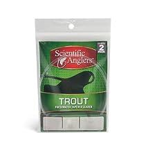 Scientific Anglers Premium Freshwater Trout Leaders - 2 Pack With Loop