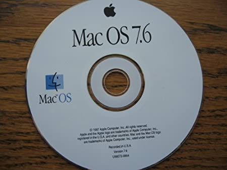 Apple OS 7.6 Full Install Cd