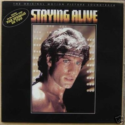 Frank Stallone - STAYING ALIVE (THE ORIGINAL MOTION PICTURE SOUNDTRACK) [1983] - Zortam Music
