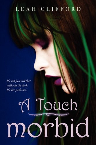 Cover of A Touch Morbid