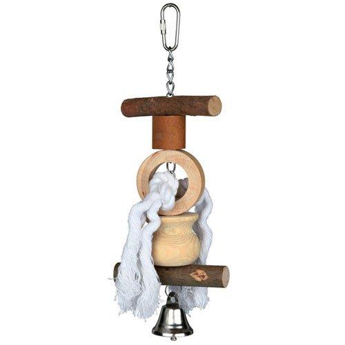 Trixie Natural Living Vogelspielzeug, Spielzeug