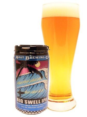 MAUI(マウイ) Big Swell IPA(ビッグスウェル アイピーエー)