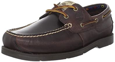 Timberland Men's Earthkeepers Kiawah Bay Boat Shoe,Brown/Brown,7 M US