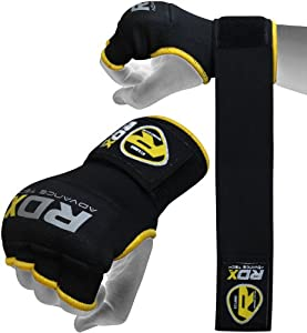 Buy Authentic RDX Inner Hand Wraps Gloves Boxing Fist Padded Bandages MMA Gel Thai by RDX