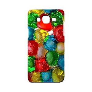 BLUEDIO Designer 3D Printed Back case cover for Samsung Galaxy E7 - G2288