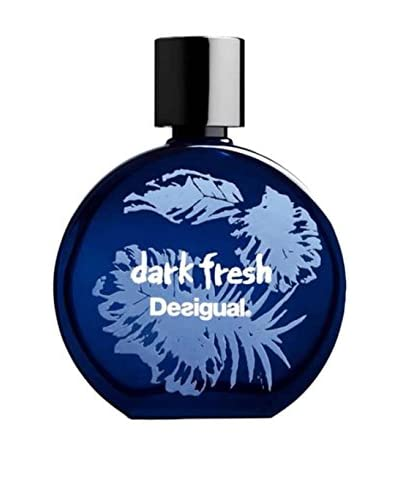 DESIGUAL Eau De Toilette Uomo Dark Fresh Man 50 ml