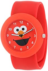 Sesame Street SW613EL Elmo Slap Watch Case