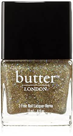 butter LONDON Nail Lacquer, Yellow & Gold Shades, Tart With A Heart