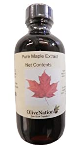 Maple Extract 4 oz by JR Mushrooms & Specialties