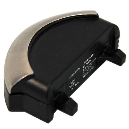 Hqrp Battery Compatible With Bose Pc40229 Pc-40229 40229 Nta2358 2358 Fits Qc3 Qc-3 Quiet-Comfort 3 Acoustic Noise Cancelling Headphones Plus Hqrp Coaster