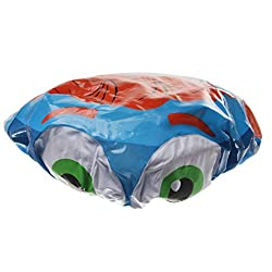 Imported Cartoon Design Kids Shower Cap Waterproof Bath Hair Cover Multicolor Frog