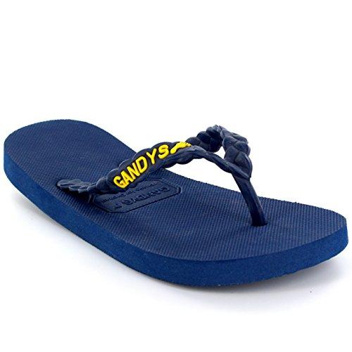 Chunky Flip Flops