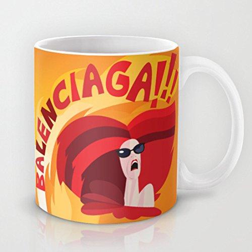 Myrtle neve/American Horror Story/Balenciaga. Caffè o Tè Tazza Di Caffè Caldo 11oz Funny geramic Tazza
