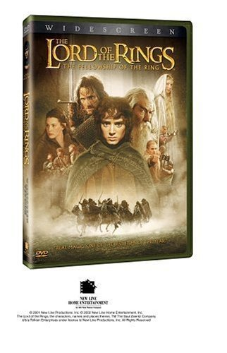 the lord of the rings the fellowship of the ring two disc widescreen theatrical edition dvd 2002