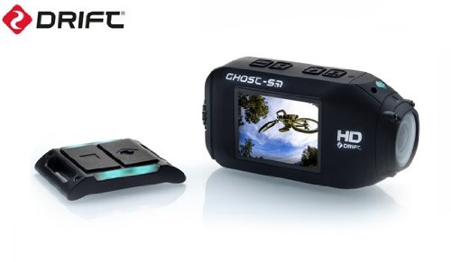Drift Helmkamera Hd Ghost S, 10-007-00