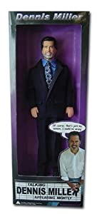 Dennis Miller Talking Action Figure from the O'Reilly Factor