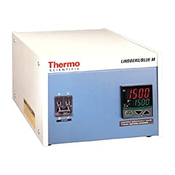 Thermo Scientific CC58114PA-1 Lindberg/Blue M Single Zone Multiple Segment Furnace Temperature Controller with Digital Display, 120V, For Lindberg/Blue M 1500 Degree C Box Furnaces and 1200 Degree C Tube Furnaces
