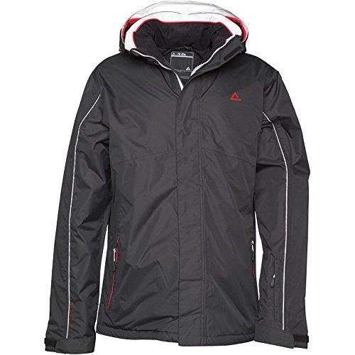 Schwarz/Rot/Weiß Dare2b Herren Input Core Schnee Jacke Schwarz jetzt bestellen