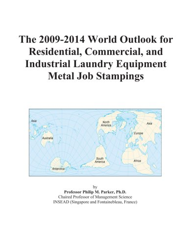 The 2009-2014 World Outlook For Residential, Commercial, And Industrial Laundry Equipment Metal Job Stampings front-417288