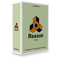 Propellerhead Reason 8 Music Production Software