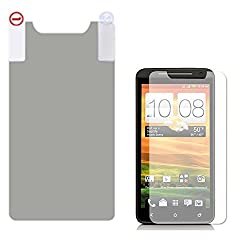 MYBAT HTCEVO4GLCDSCPR01 LCD Screen Protector for the HTC EVO 4G - Retail Packaging - Single Pack