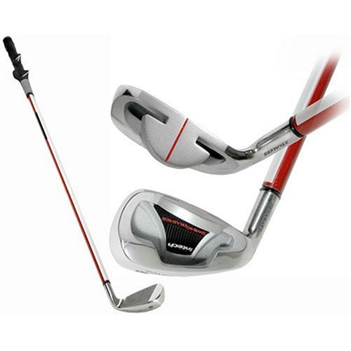 Intech I99010 Swing Trainer Weighted 8 Iron, Men's, Left-Handed