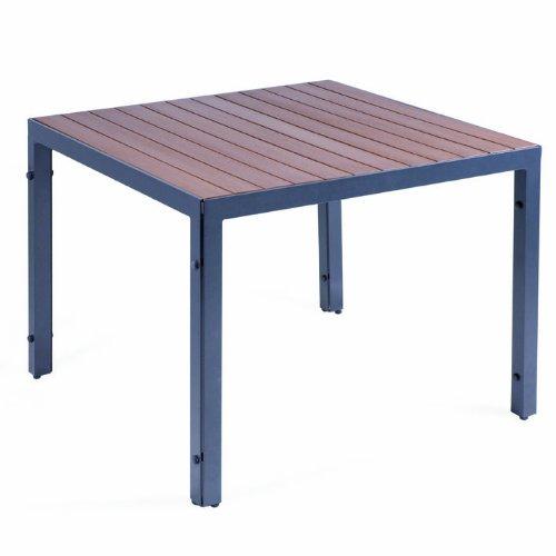 MBM 60.00.0504 Tisch Manhattan Classic, Resysta, 90 x 90 cm