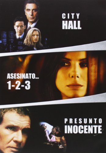 Pack: Presunto Inocente + City Hall + Asesinato... 1-2-3 [DVD]