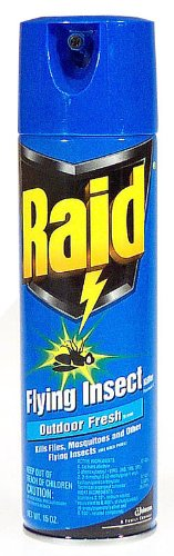 Raid 01660 Flying Insect Killer