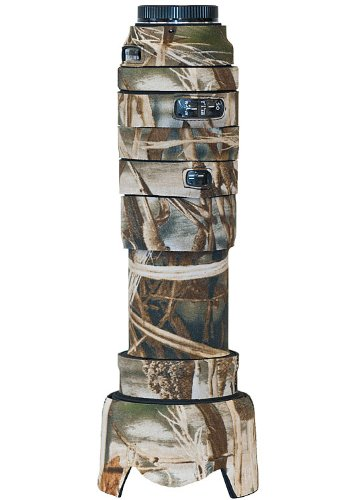 LensCoat LCS50500OSM4 Sigma 50-500 OS Lens Cover (Realtree Max4 HD)