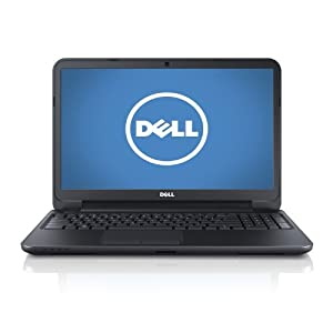 Dell Inspiron i15RV-3763BLK 15.6-Inch Laptop