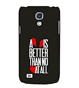 TOUCHNER (TN) Better Back Case Cover for Samsung Galaxy S4::Samsung Galaxy S4 i9500