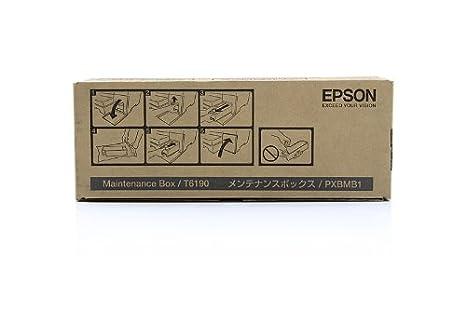 Epson B 500 DN - Original Epson C13T619000 / T6190 - Cassette de Nettoyage -