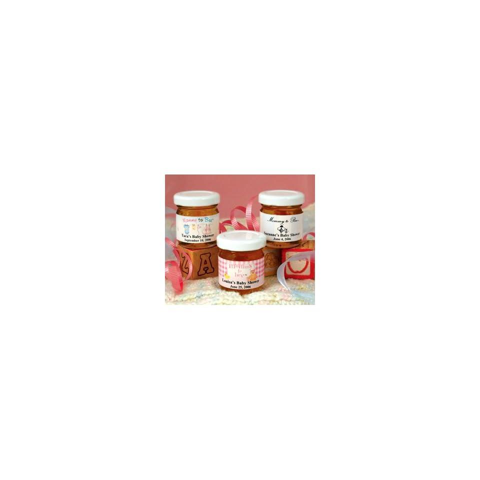 Personalized Baby Shower Honey Jars